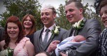 A Civil Partnership Video at Bagden Hall, near Wakefield