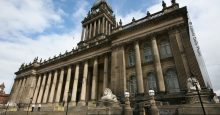 A Wedding Video at Leeds Town Hall