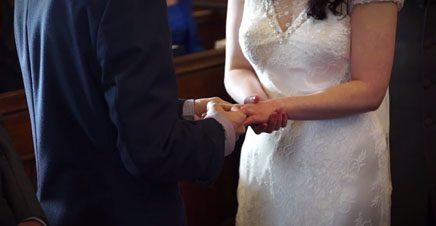 A Wedding Video from Mount Zion Methodist Chapel in Halifax