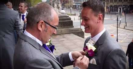A Wedding Video from Leeds Town Hall and Woodlesford in Leeds