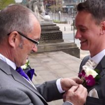 A Wedding Video from Leeds City Hall