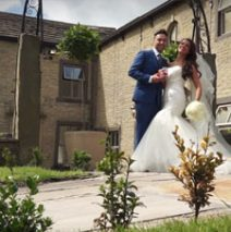 A Wedding Video from Christ Church and The Fleece in Barkisland