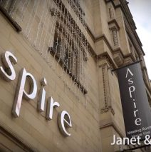 A Wedding Video from Aspire, in the centre of Leeds, West Yorkshire