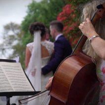 A Wedding Video from Hazlewood Castle near Leeds