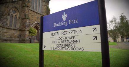 A Wedding Video from Rudding Park near Harrogate