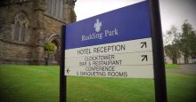 A Wedding Video from Rudding Park near Harrogate