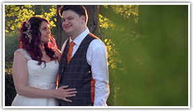 Wakefield Wedding Videographer