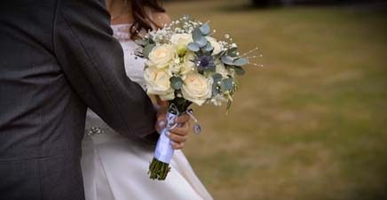 A Wedding Video from Cubley Hall in Penistone