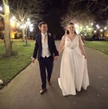 A wedding Video from The Parsonage in Escrick
