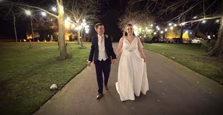 Wedding Video at The Parsonage in Escrick