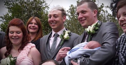 A Civil Partnership Video from Bagden Hall in Denby Dale