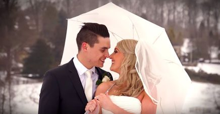 A Wedding Video from The Coniston Hotel in Gargrave