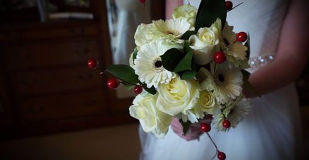 A Wedding Video from Simonstone Hall in Hawes