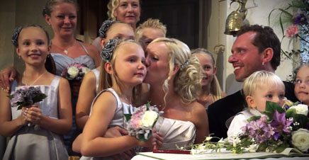 A Wedding Video from Todmorden Curch and Town Hall