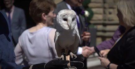 A Wedding Video from The Mercure Bankfield Hotel in Bingley