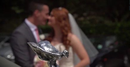 A Wedding Video from Durker Roods Hotel in Holmfirth, near Huddersfield