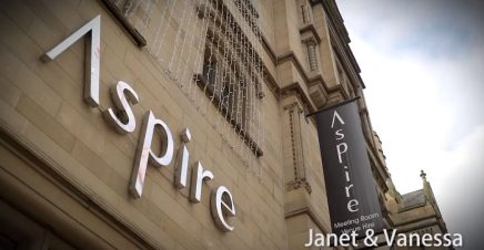 A Wedding Video from Aspire, in Leeds City Centre