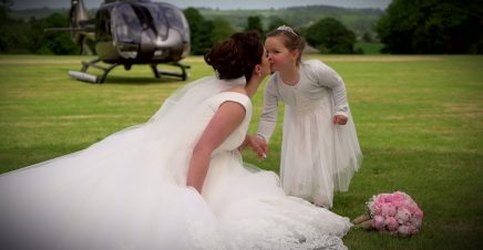 A Wedding Video from Swinton Park in Masham