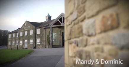 A Wedding Video from The Coniston Hotel in Gargrave, North Yorkshire