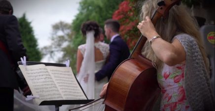 A Wedding Video from Hazlewood Castle near Leeds