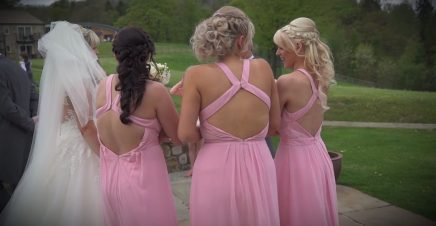 A Wedding Video from Kildwick Church & The Coniston Hotel