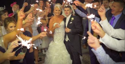 A Wedding Video from Falcon Manor in Settle