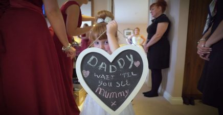 A Wedding Video from The Coniston Hotel near Skipton