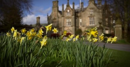 A Wedding Video from Christ Church in Skipton and Falcon Manor in Settle