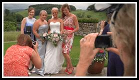 Skipton Wedding Videographer