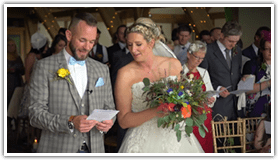 York Wedding Videographer