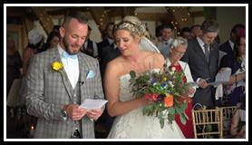 York Wedding Videographer