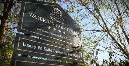 Wedding Video from Waterton Park & Walton Hall