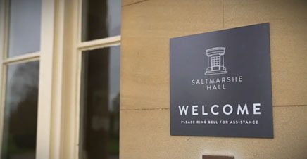 A wedding video trailer from Saltmarshe Hall near Goole