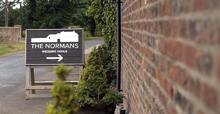 A Wedding Video from The Normans in Bilbrough