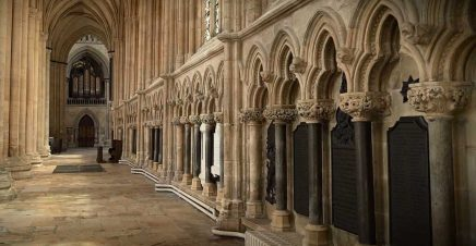 A Wedding Video from Beverley Minster and Burton Agnes Hall