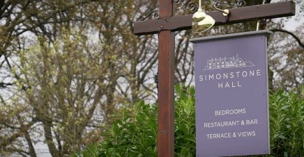 A Wedding Video from Simonstone Hall in the Yorkshire Dales