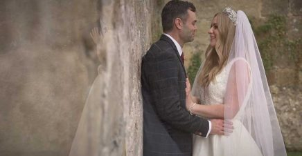 A wedding video trailer from Bolton Abbey Priory and Tithe Barn
