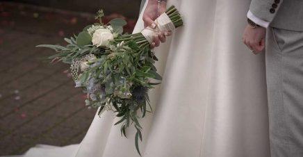 A wedding video trailer from Hazlewood Castle near Leeds