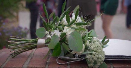A wedding video trailer from Woolas Barn near York
