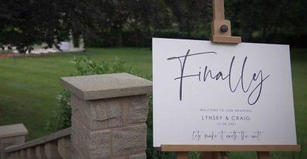 A wedding video trailer from Wentbridge House Hotel near Pontefract